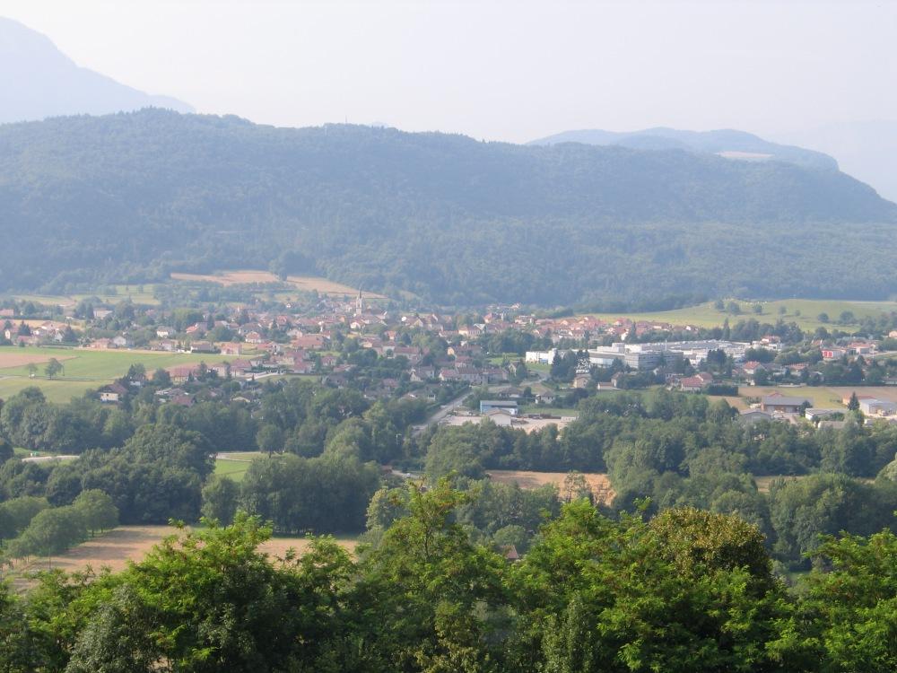 Saint-Etienne de Crossey